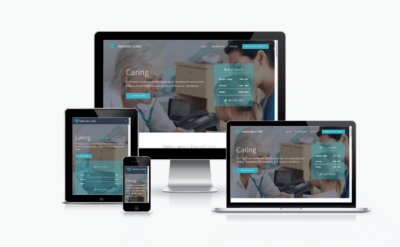 medical website design Minneapolis