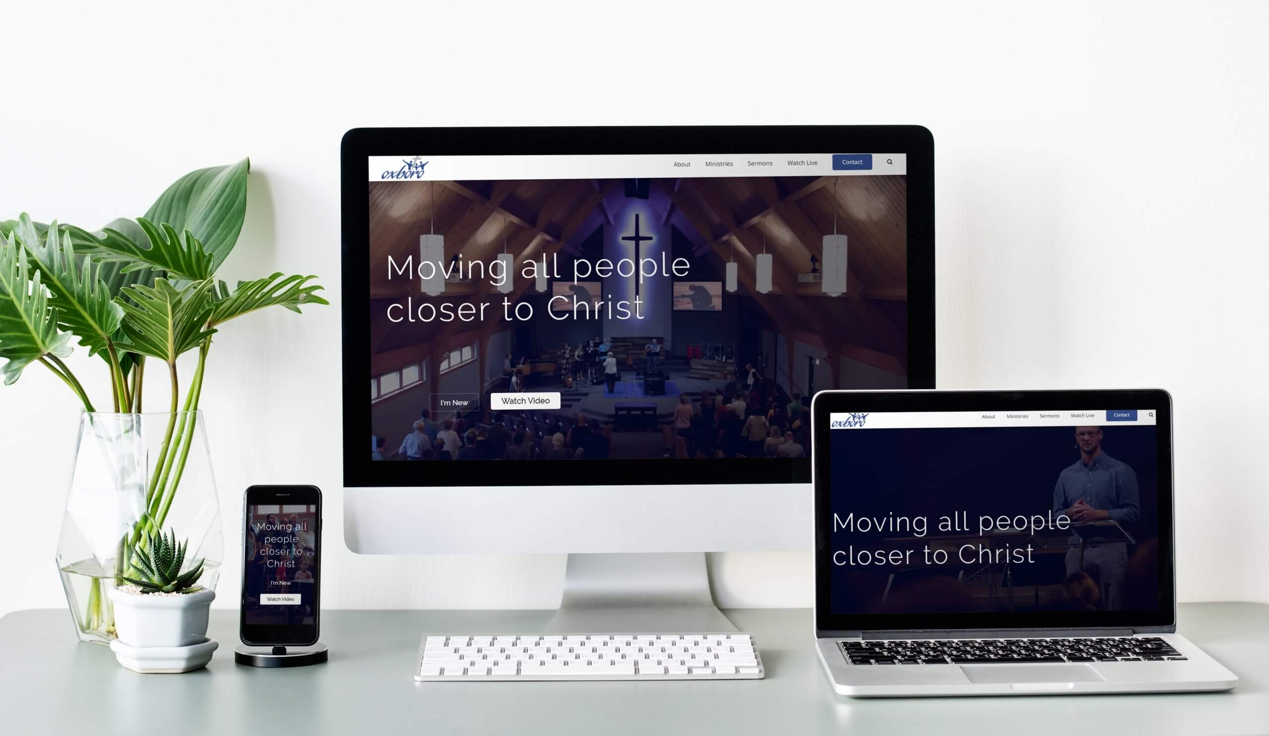 Website Design for Oxoboro