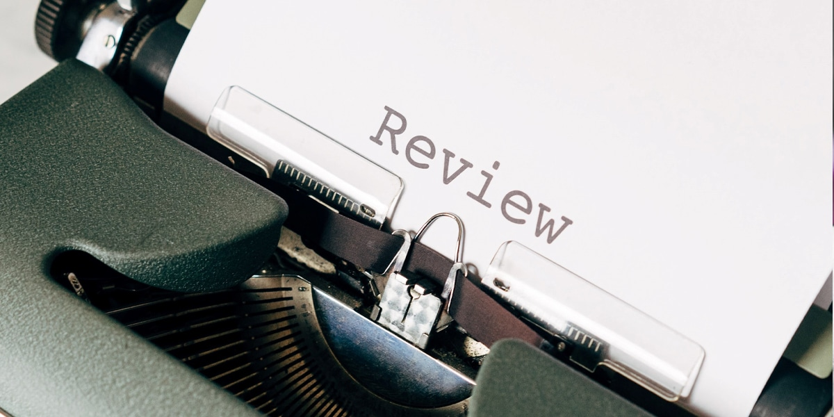 paper that says review